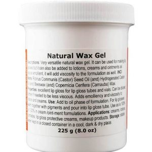 Natural Gel Wax
